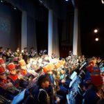 12 декабря, в День Конституции Российской Федерации, во Дворце культуры  им. П.П. Хузангая состоялся итоговый Гранд-праздник духовой музыки «По республике с оркестром!».