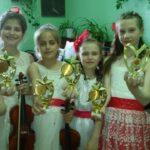 Триумф юных скрипачей Чебоксарской детской музыкальной школы №2 им.В.П.Воробьева в Йошкар-Оле.