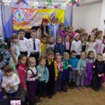 Хоровод новогодних мероприятий Чебоксарской ДМШ №2 им.В.П.Воробьева завершился веселым праздником для малышей и первоклассников
